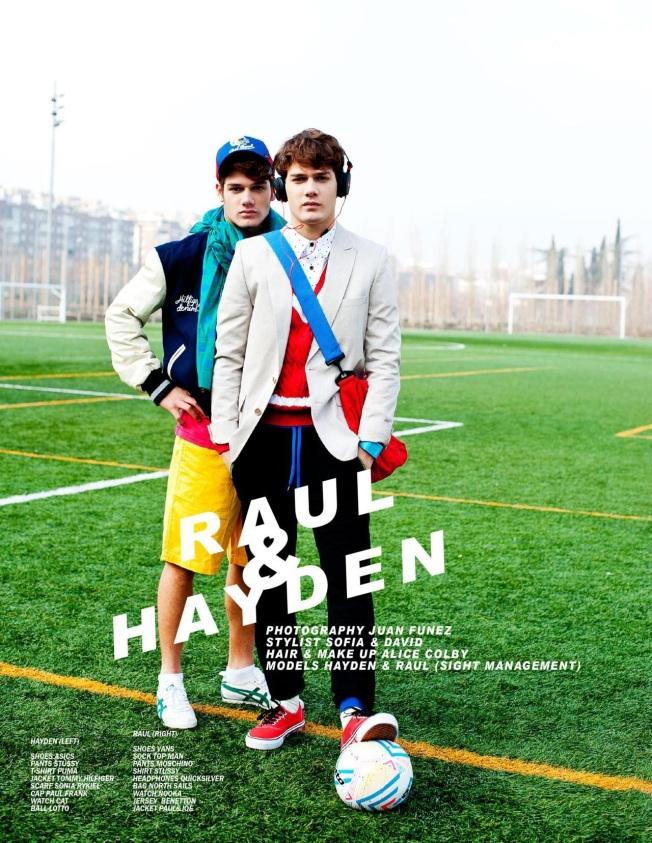 Raul & Hayden