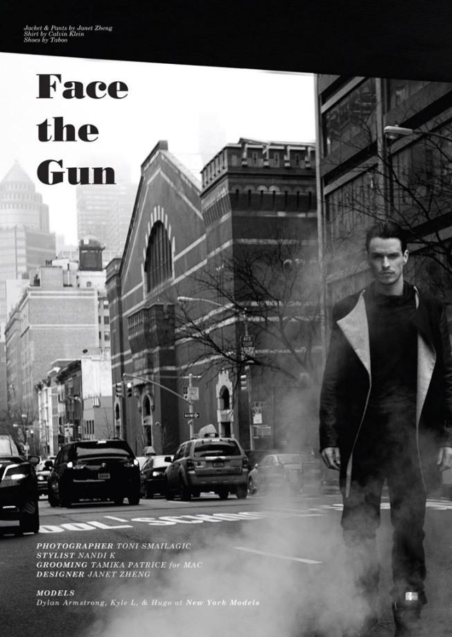 Face the Gun